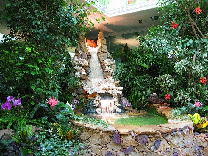 Как создать домашний сад