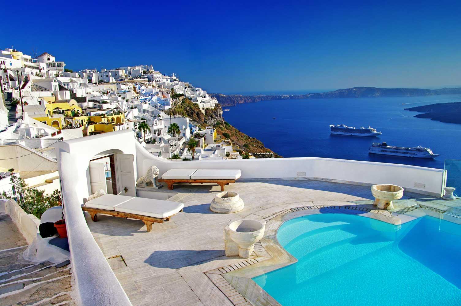 Вилла греция люкс